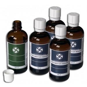 4x Chloritan sodný 100ml  (4 ks)