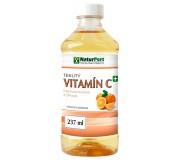 Vitamín C  je přírodním antioxidantem a...
