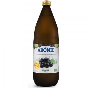 Arónie BIO 100% šťáva premium quality 1000 ml