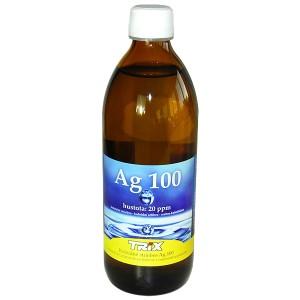 Koloidní stříbro Ag100 500 ml 20ppm