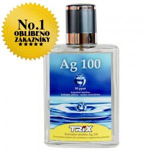 Koloidní stříbro sprej Ag100 100 ml 50ppm