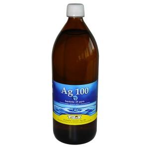 Koloidní stříbro Ag100 1L 25ppm