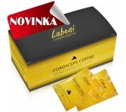 Cordyceps Káva instantní porcovaná černá káva...