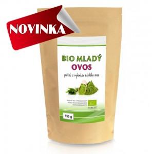 Bio Mladý oves 150g