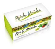 Bio Reishi Matcha čaj  je 100% zelený...