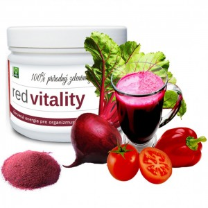 Red Vitality 250g