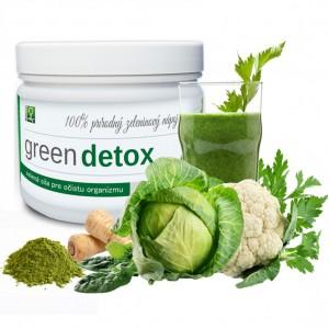 Green Detox 250g