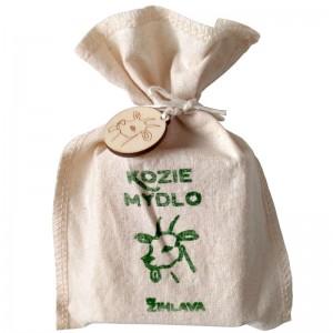 Mýdlo s kozím mlékem KOPŘIVA - pytlík 110g