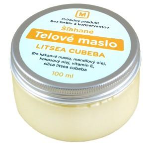 Šlehané tělové máslo DOBRÁ NÁLADA 100ml