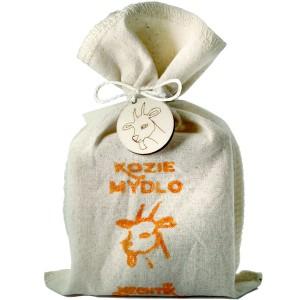 Mýdlo z kozího mléka MĚSÍČKOVÉ - pytlík 110g