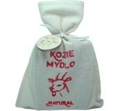 Mýdlo z kozího mléka - NATURAL  je ideální...