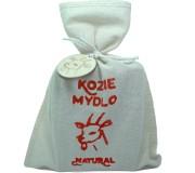 Mýdlo z kozího mléka - NATURAL S ČERVENÝM...