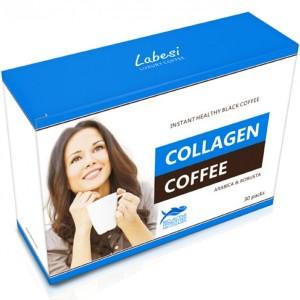 Labesi - kolagenová instantní káva (30 sáčků)