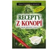 Recepty z konopí - druhé doplněné vydání...