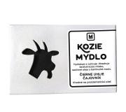 Mýdlo z kozího mléka AKTIVNÍ UHLÍ &...