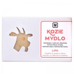 Kozí mýdlo - LÍPA 110g
