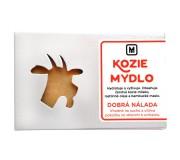 Mýdlo z kozího mléka - DOBRÁ NÁLADA je...