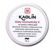 Kaolín , neboli  francouzský bílý jíl  je...