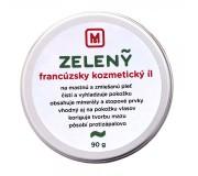 Francouzský kosmetický jíl - zelený pochází...