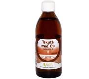 Tekutá měď Cu + Vitamin C 300 ml