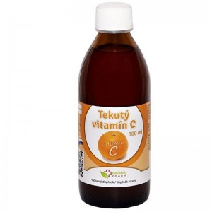 Tekutý Vitamín C 300 ml