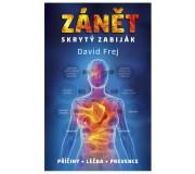 Kniha Davida Freje -  Zánět skrytý zabiják -...