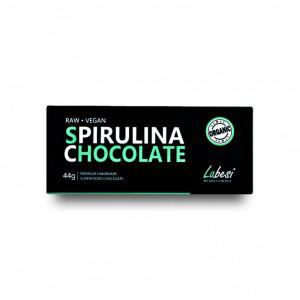 Spirulina čokoláda