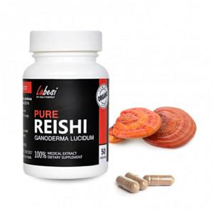 Pure Reishi kapsle 50 ks