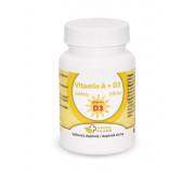 Vitamin A + D3  tablety, doplněk...