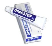 OPARSTOP  je mast určená na ošetření rtů...